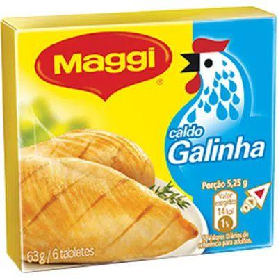CALDO DE GALINHA MAGGI 57G