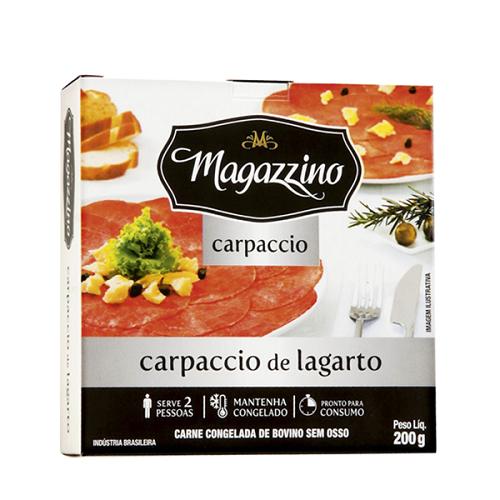 CARPACCIO DE LAGARTO 200G