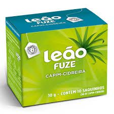 CHA MATTE LEÃO CAPIM CIDREIRA 10G