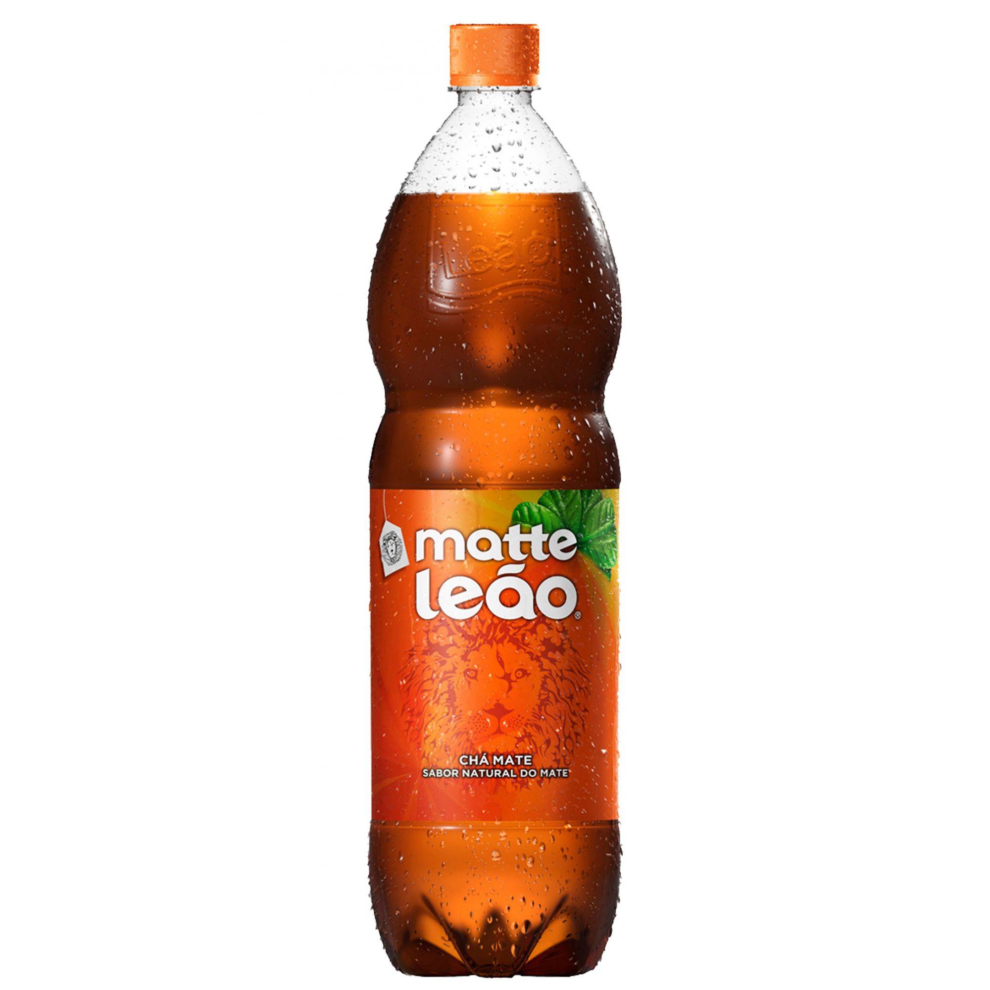 CHA MATTE LEÃO ORIGINAL 1,5L