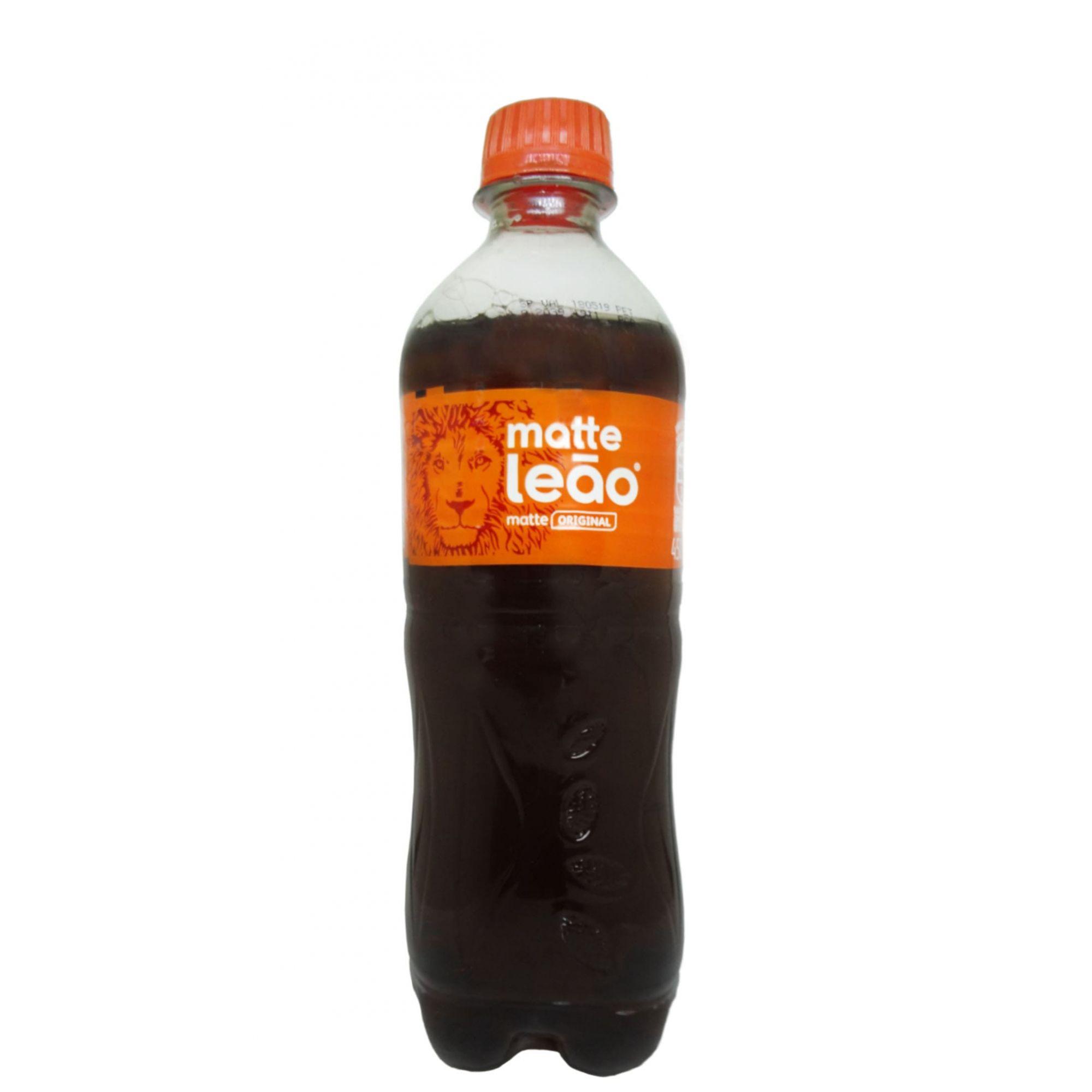 CHA MATTE LEÃO ORIGINAL 450ML
