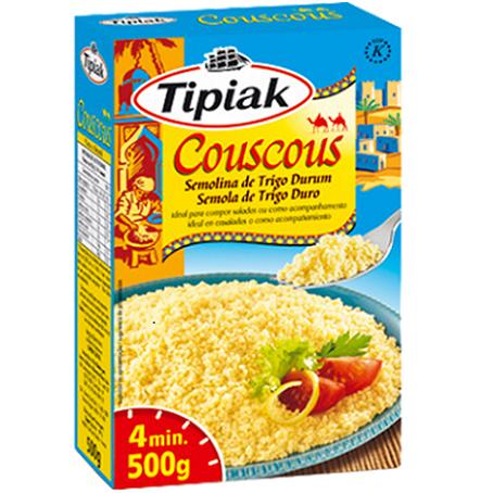 COUSCOUS FRA TIPIAK 500G
