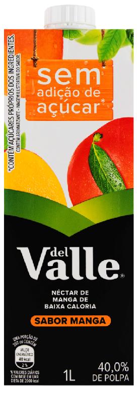 SUCO DEL VALLE MANGA 1L