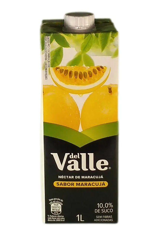 SUCO DEL VALLE MARACUJA 1L