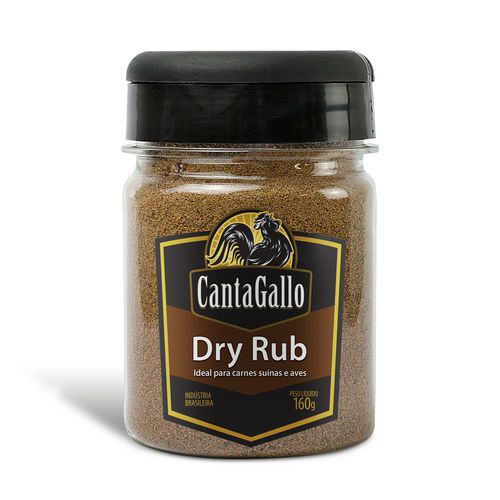 DRY RUB CANTA GALLO 160G