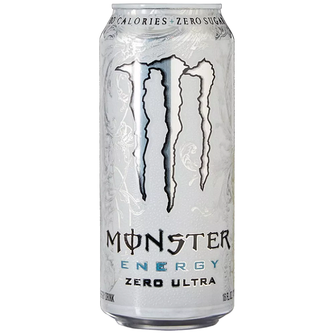 ENERGÉTICO MONSTER ULTRA LATA 473ML