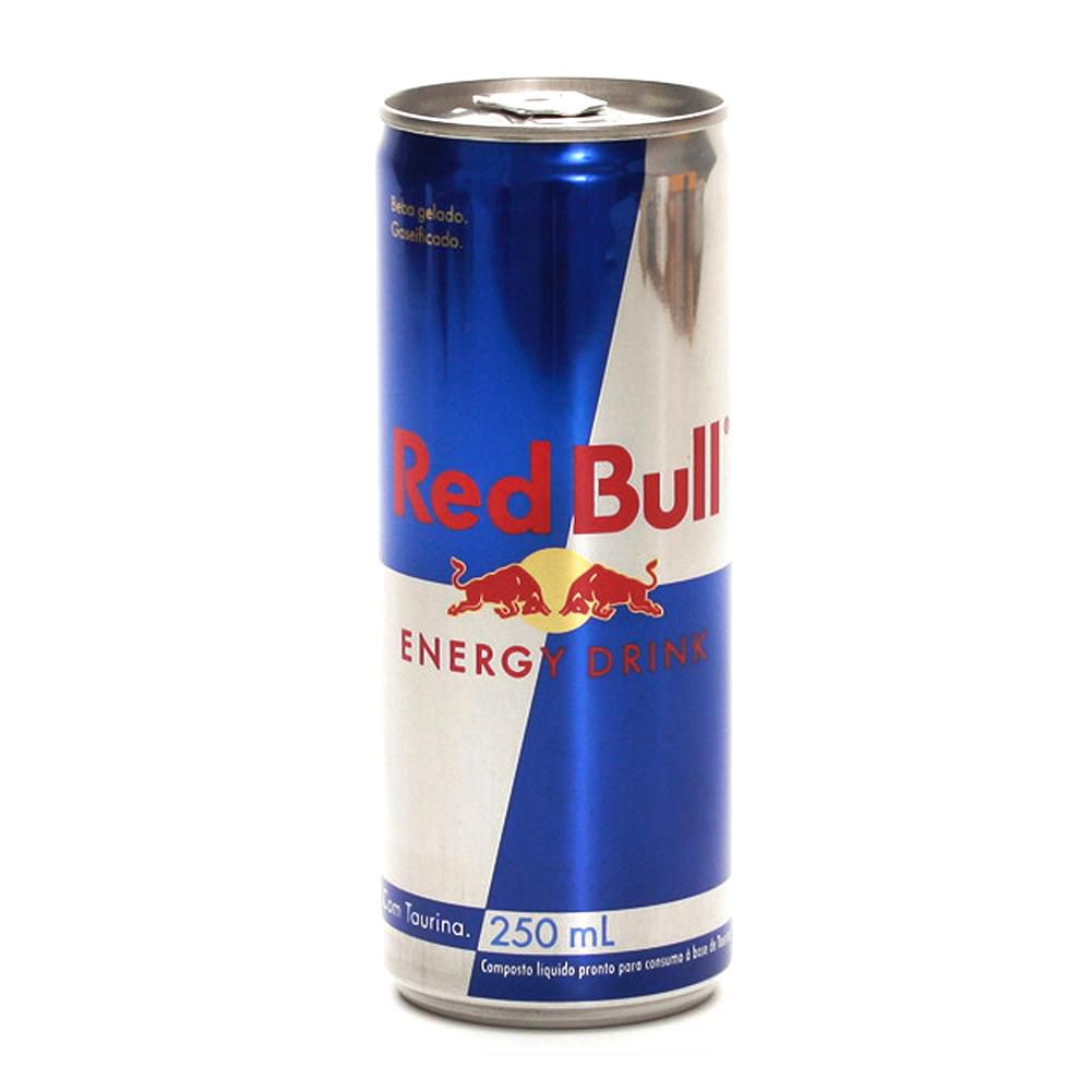 ENERGY DRINK RED BULL LATA 250ML