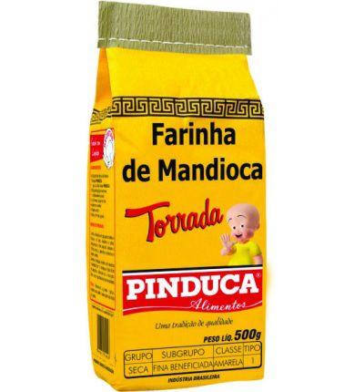 FARINHA PINDUCA TORRADA 1KG