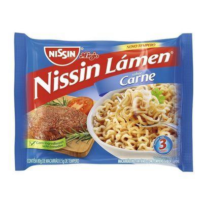 NISSIN MIOJO CARNE 80G