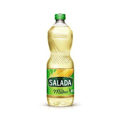 OLEO DE MILHO SALADA 900ML