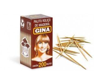 PALITO DENTE GINA 200UN
