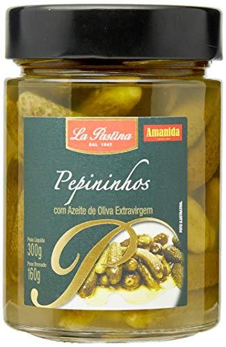 PEPININHOS ESP. LA PASTINA AZEITE 160G