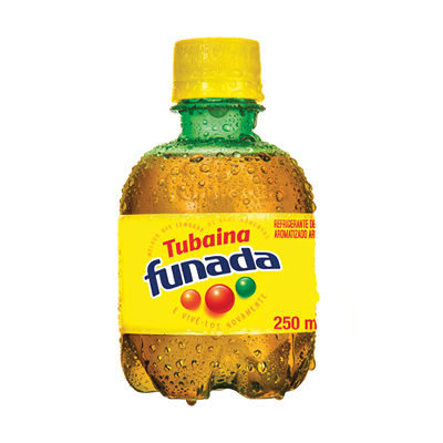 REF FUNADINHA PET 250ML