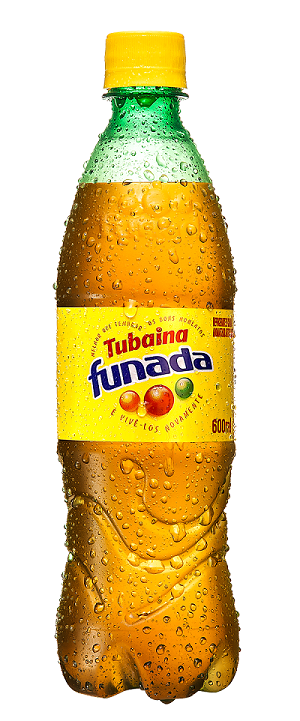 REFR. FUNADA TUBAINA  600ML