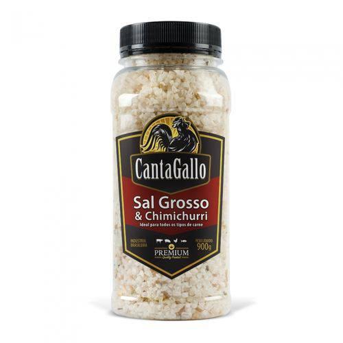 SAL GROSSO CHIMICHURRI 900G CANTA GALLO