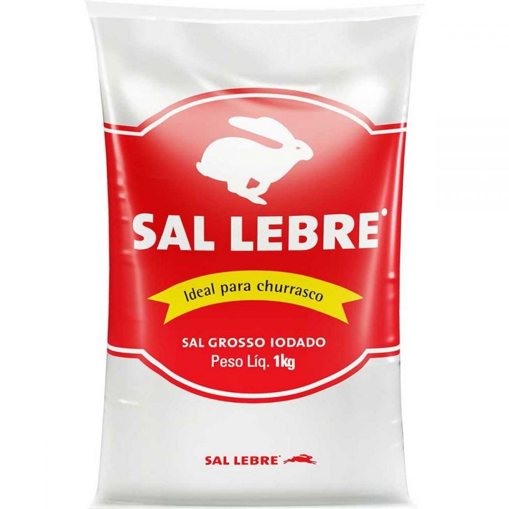 SAL LEBRE GROSSO 1KG