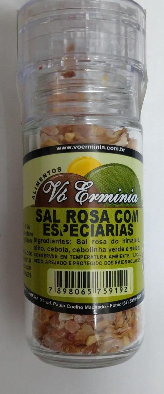 SAL ROSA COM ESPECIARIAS 95G