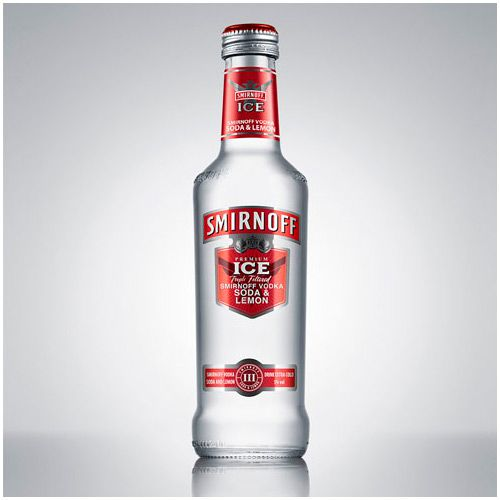 SMIRNOFF ICE RED LN 275ML
