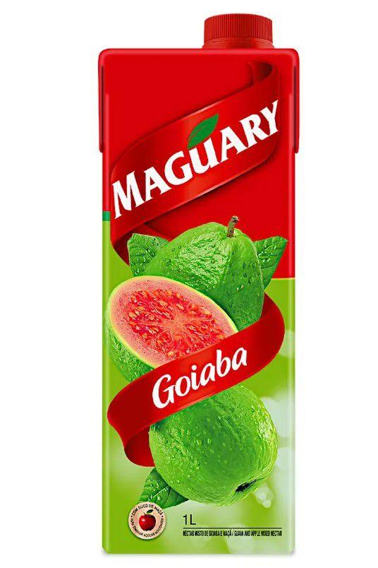 SUCO MAGUARY PPB GOIABA 1L