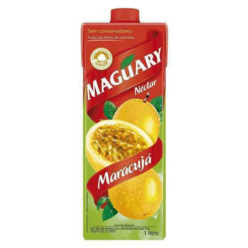 SUCO MAGUARY PPB MARACUJA 1L