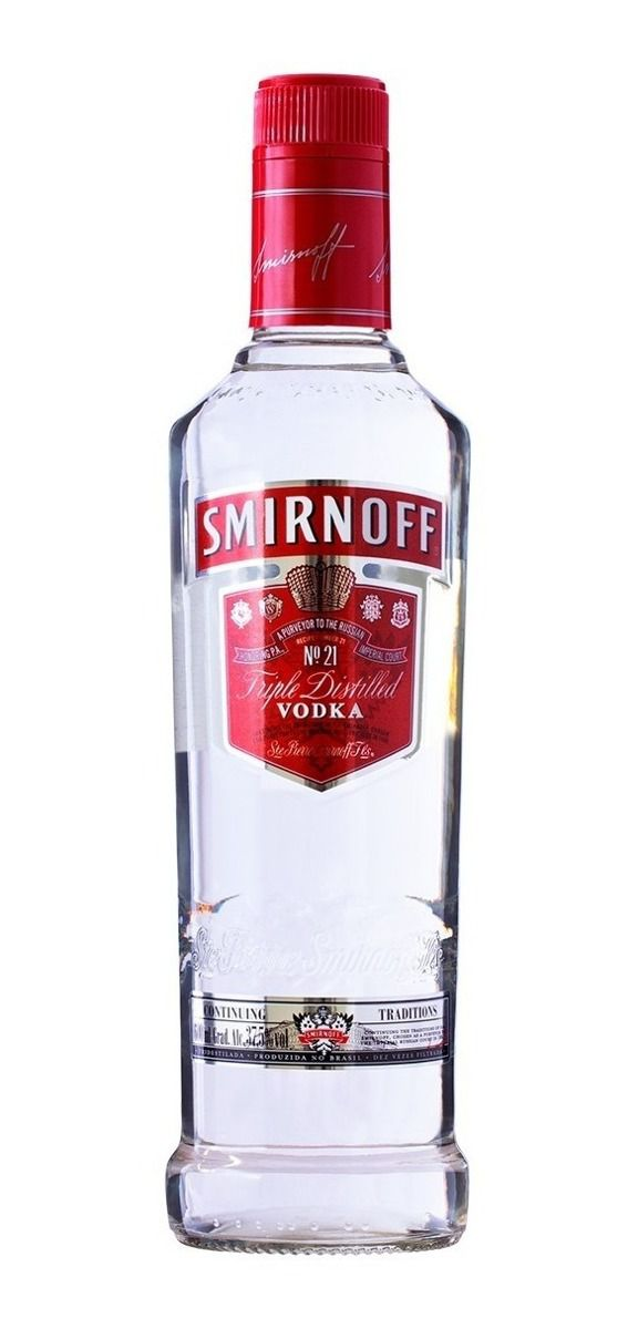 VODKA SMIRNOFF TRIDEST 998ML