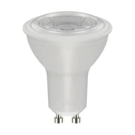 LAMPADA DICROICA LED GU10 6,5W 2700K MR16