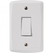 LUX INTERRUPTOR SIMPLES COMPLETO 10A TRAMONTINA