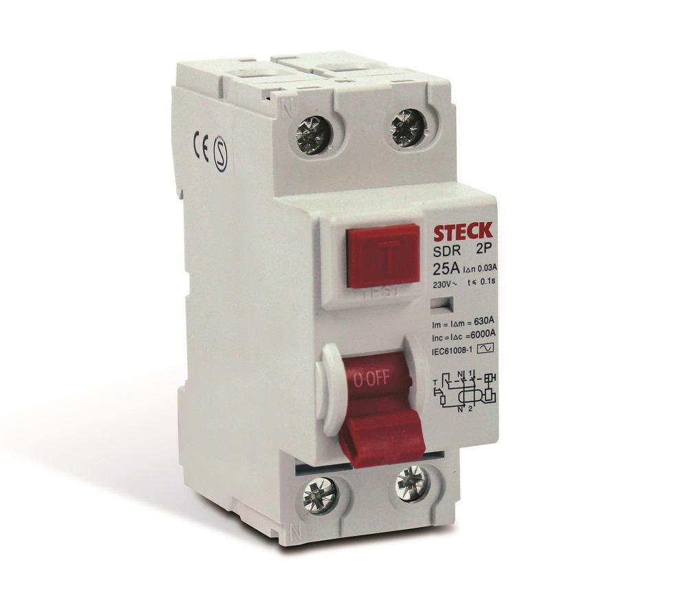 INTER DIFERENCIAL DR 40A 2 P STECK