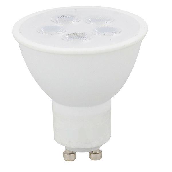 LAMPADA DICROICA LED GU10 4W 2700K MR16