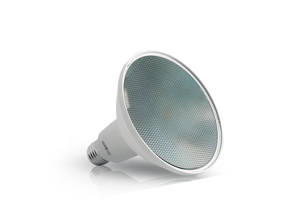 LAMPADA PAR 30 LED 9W 3000K