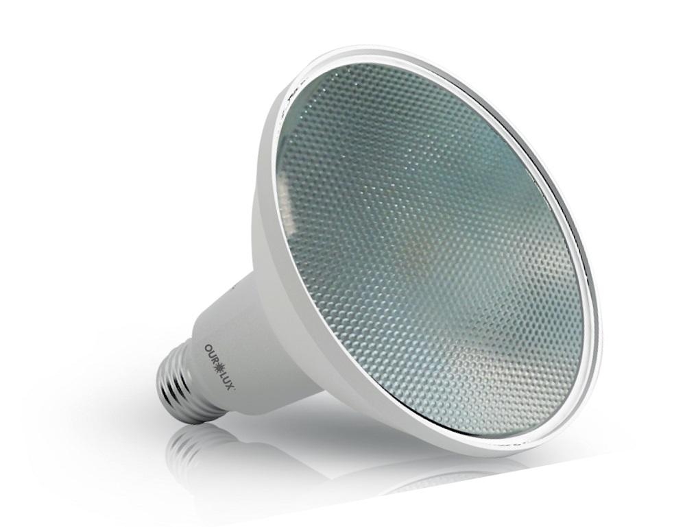 LAMPADA PAR 38 LED 12W 6500K