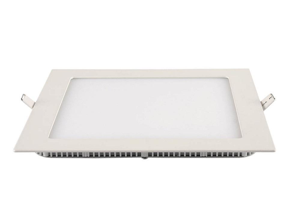 PAINEL LED QUAD 12W EMB 3000K BLB