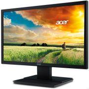 Monitor Acer V6 LED 21,5´ FHD, HDMI/DVI, 5ms Preto - V226HQL