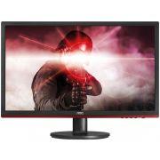Monitor Gamer AOC Led 24´ Widescreen 1ms VGA/HDMI/Display Port G2460VQ6 110/220V bivolt