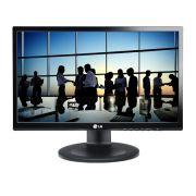 Monitor LG 19.5´ com Ajuste de Altura DVI Preto 20M35PD-M
