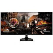 Monitor LG LED 25´ Class 21:9 UltraWide IPS FHD - 25UM58-P 110/220V bivolt