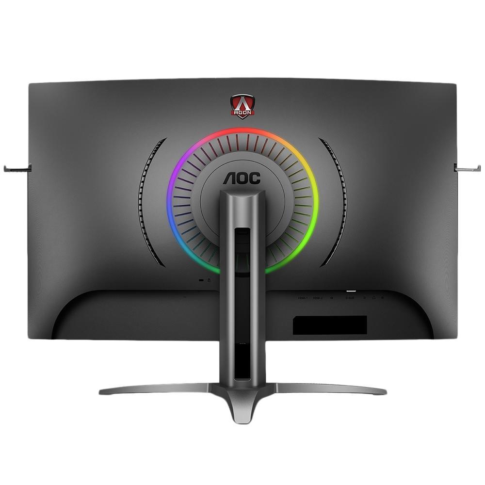 Monitor Gamer AOC AGON 31.5 Curvo FHD 165Hz 1ms AG323FCXE