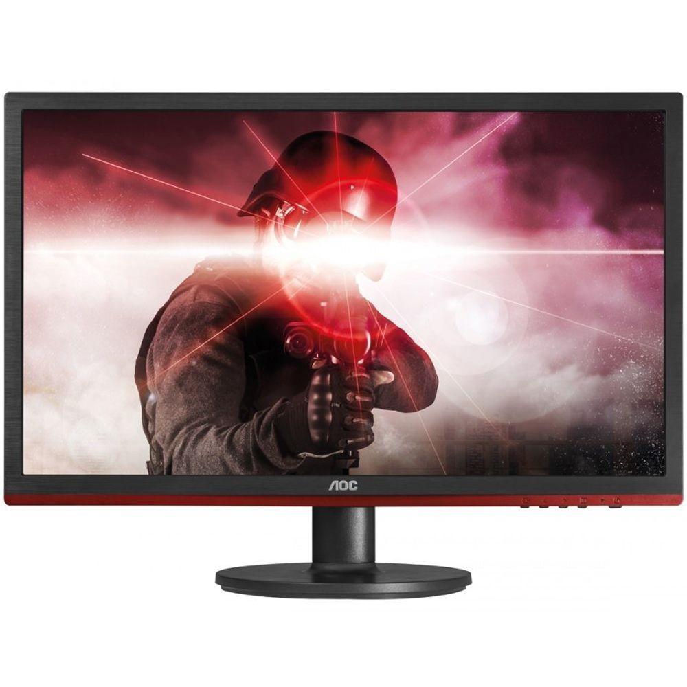 "Monitor Gamer Aoc Led 21,5"" 1ms 75hz Displayport G2260vwq6"