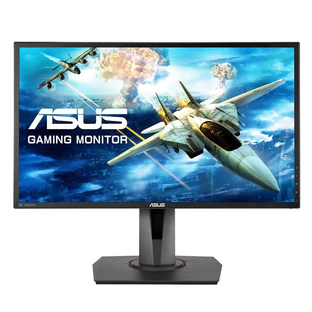 Monitor Gamer ASUS 24´, Full HD, 1ms, 144Hz, DisplayWidget Free-Sync DP1.2/Dual link DVI-D - MG248QR 110/220V bivolt