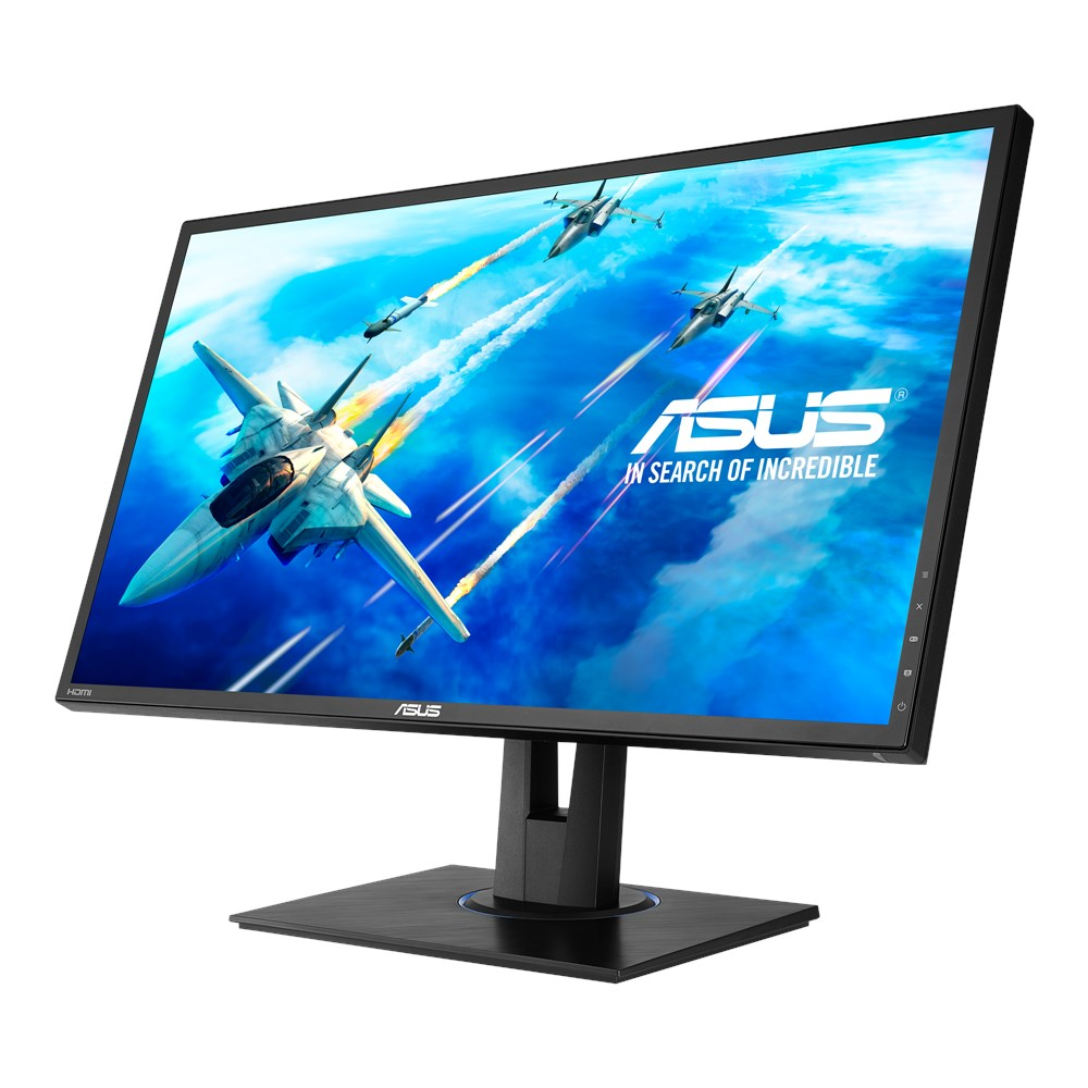 Monitor Gamer ASUS LED 24´, 1ms, GamePlus, 75Hz, FreeSync, Full HD, 2x HDMI, para Console VG245HE
