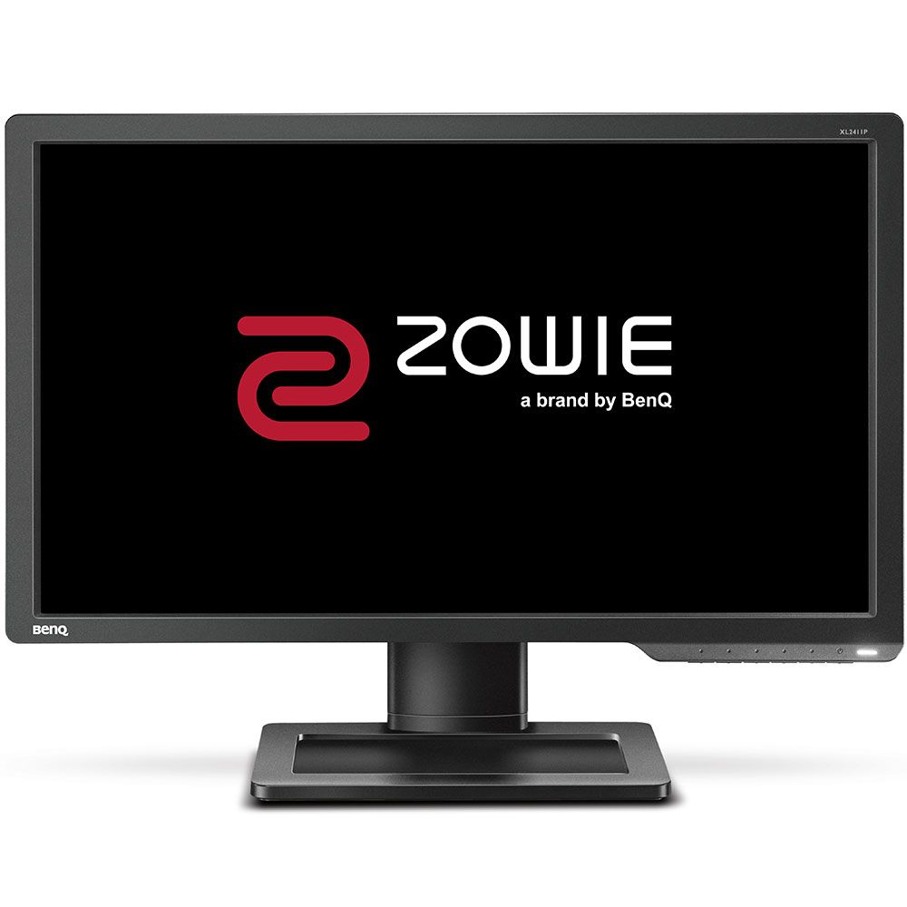 Monitor Gamer BenQ ZOWIE 24´ NVIDIA 3D Vision 144Hz 1ms - XL2411P 110/220V bivolt