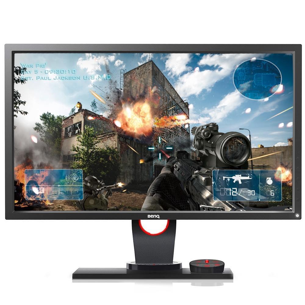 "Monitor Gamer Benq Zowie LED 24"" FHD DP/DVI 144Hz 1ms XL2430"