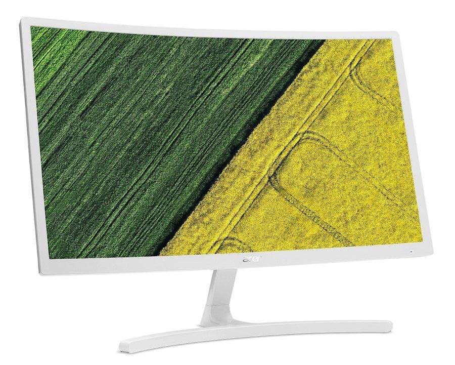 "Monitor Gamer Curvo Acer ED242QR 23,6"" 75hz Full HD VGA HDMI"
