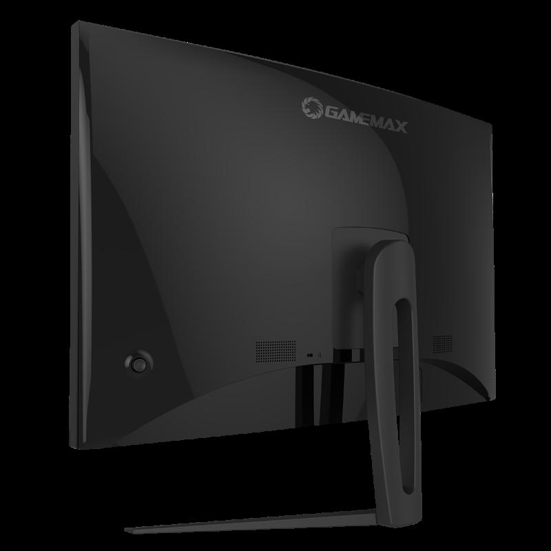 Monitor Gamer Gamemax LED 27´ Wide Curvo, FHD, HDMI/DVI/Display Port, FreeSync, 144Hz, 1ms GMX27C144-b