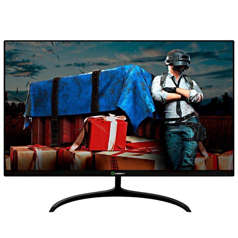 "Monitor Gamer LED 27"" 2.5K QHD 144Hz 1Ms Gamemax GMX27F144Q"