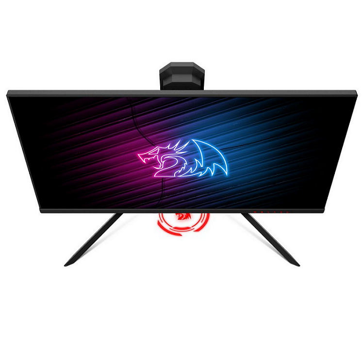 "Monitor gamer Redragon 27"" BlackMagic 144Hz, Full HD, 1ms"