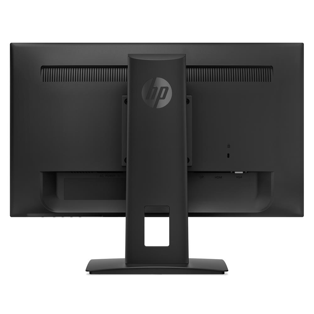 "Monitor HP LED 21.5"" FHD IPS DisplayPort HDMI Ajustável V22B"