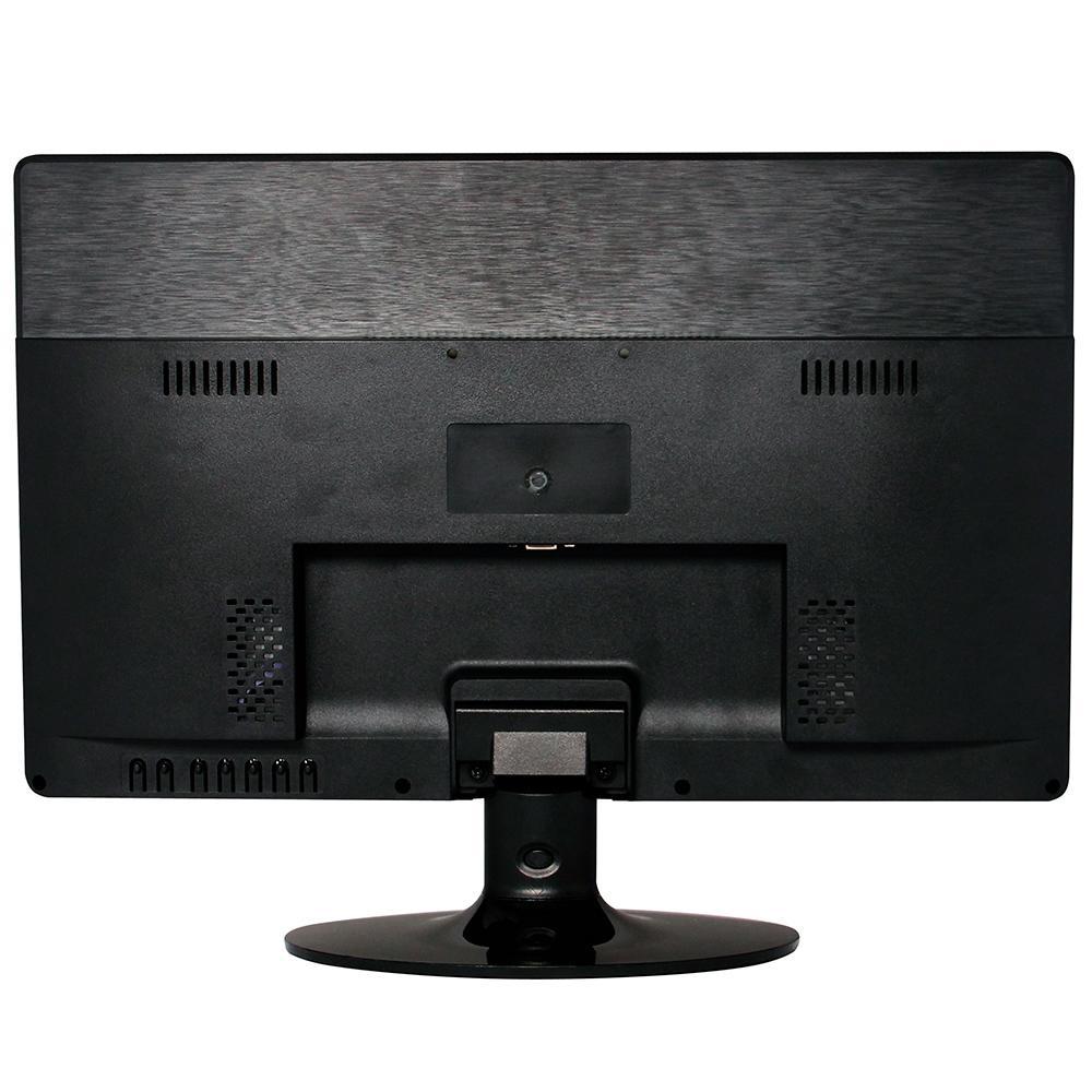 """Monitor LED 19"""" PCTOP Wide VGA/HDMI Vesa Preto MLP190HDMI"""