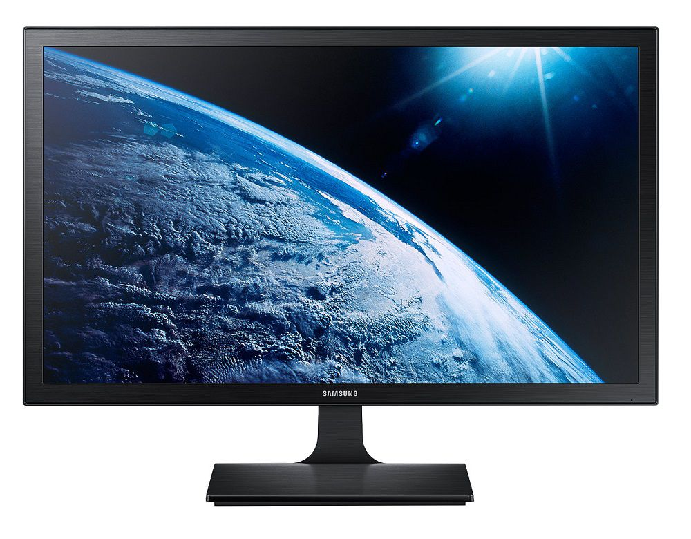 "Monitor LED 21,5"" Samsung S22E310 Widescreen Full HD 110/220V bivolt"
