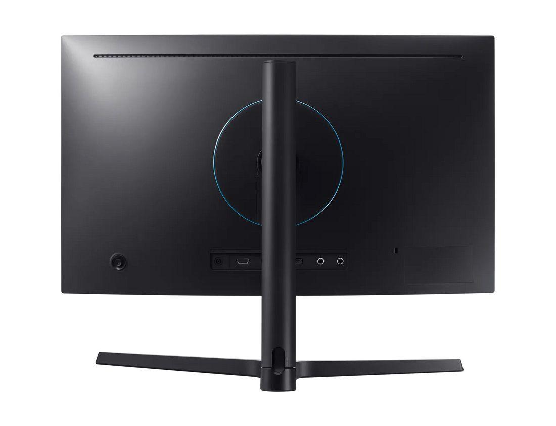 "Monitor LED Curvo 24"" Gamer Samsung LC24FG73FQLXZD 1ms 144hz"